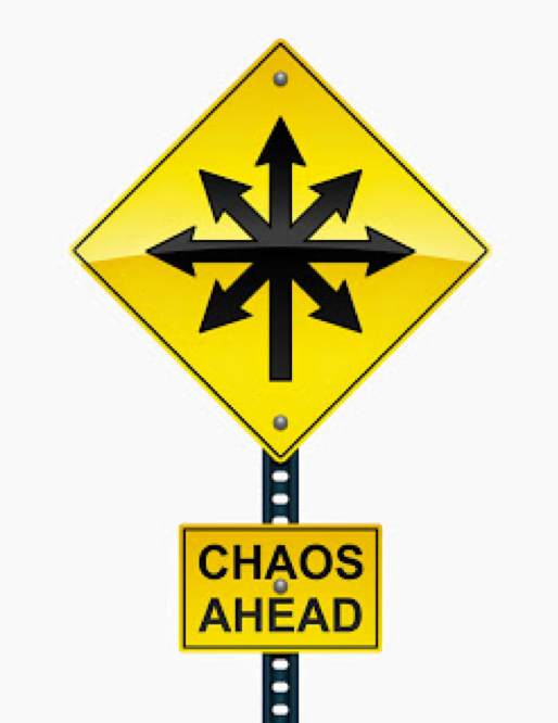 How to Shift Your Perspective when Chaos Shows Up